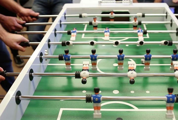 Gra o stół! Finały I Turnieju Asseco BS w Piłkarzyki